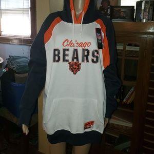 NWTMajestic Chicago Bears Size 1X hoody